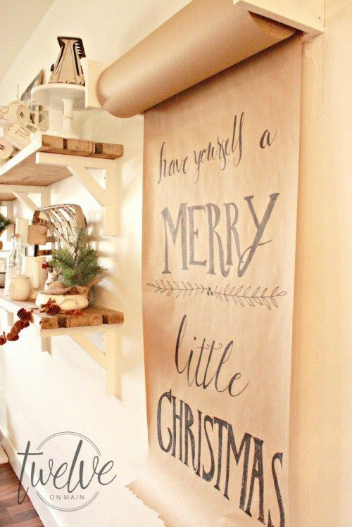 15 Farmhouse Christmas Decor Ideas. Inspiration for your fixer upper or farmhouse style Christmas home decor. Everything a farmhouse lover needs.