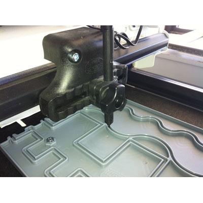 Plastic Pattern Perfect Stylus Machine Quilting