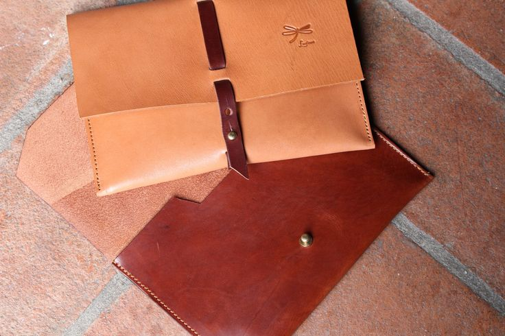 Handmade Leather Clutch.The best leather and Ludena design. Handbag, Minimalist , Handmade, Women, Gift