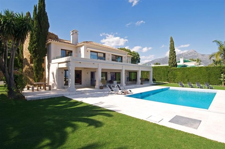 48 best golf properties images on pinterest real estate business real estates and - Immobiliare marbella ...