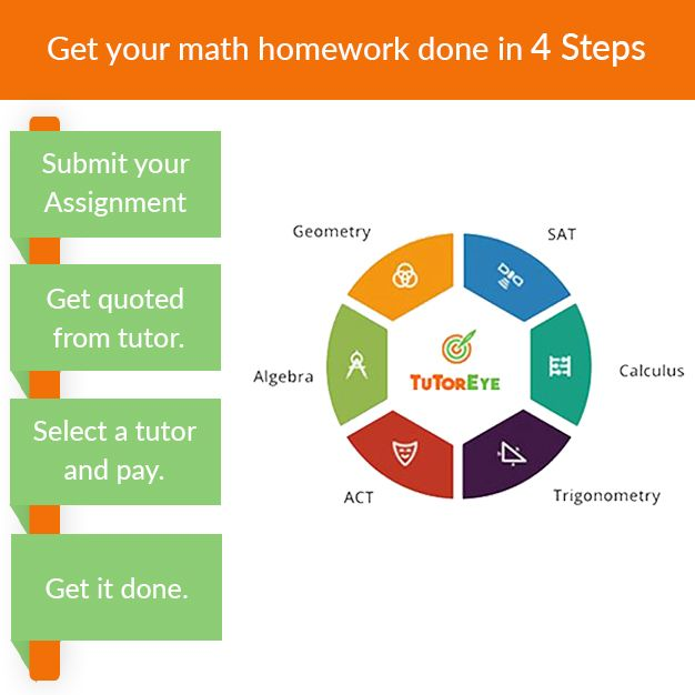 Pay Someone To Do My Math Homework Help Online (A or B)
