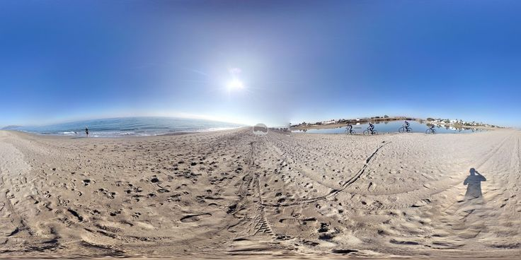 #photosphere #googlemaps playas de #vera