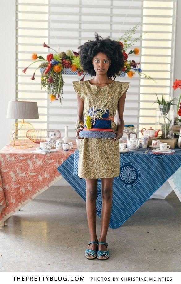 African Dream - Wedding Decor | Planning | The Pretty Blog