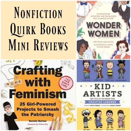 YAY Another Positive Review Of My New Book Crafting With Feminism