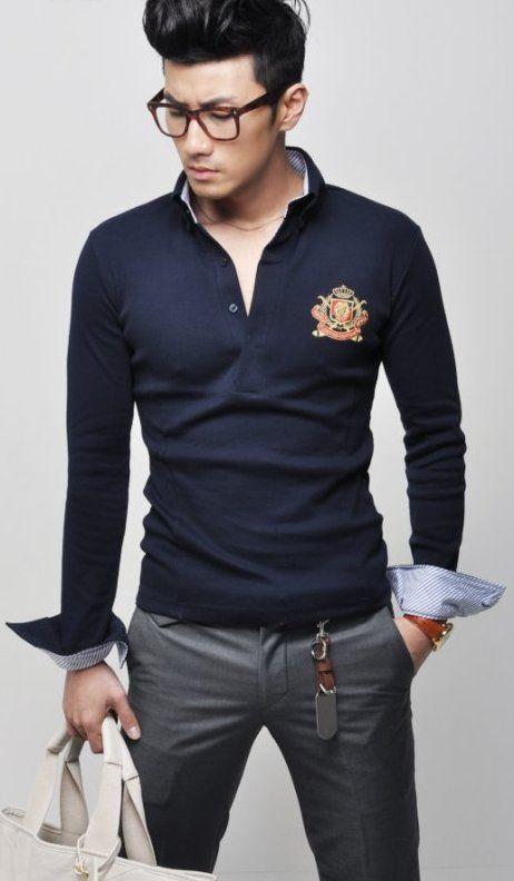 Como sou magro e gosto de vestir bem, nota 10 para HM DIOR Moda para Homem Magro Opções para dia frio