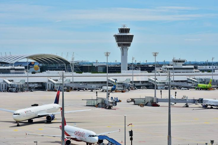 Flughafen Deutschland Airport Ratgeber 2020 in 2020