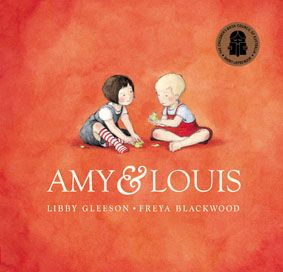 89 - Amy & Louis by Libby Gleeson