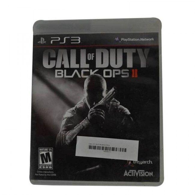 Juego PS3 Call of Duty Black Ops II Original - Juegos de Consola - TV, Consolas y Juegos - Tecnología - Sensacional