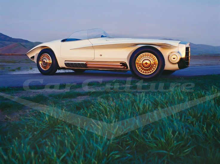 In 1964, the American Copper Development Association hired famed auto designer Virgil Exner to produce a show car that would demonstrate to the public the many potential uses of copper in automobiles.