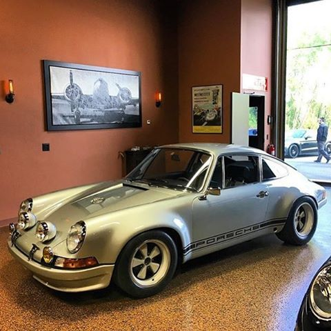 Pure muscle - 911 RSR