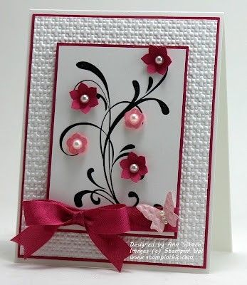 Stampin Up Card Folding Ideas | via stampinchic.com