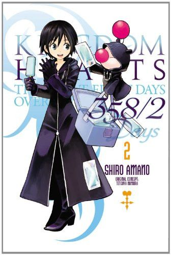 Kingdom Hearts 358/2 Days, Vol. 2 - manga