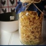 This Chicken Noodle Soup recipe is a hearty and  tasty treat for a chilly winter day. Make up 3 or 4 jars and have them on standby in the pantry for an easy meal- serve with saltines.  It also makes a terrific gift for a sick friend- place in a basket with a large can […]