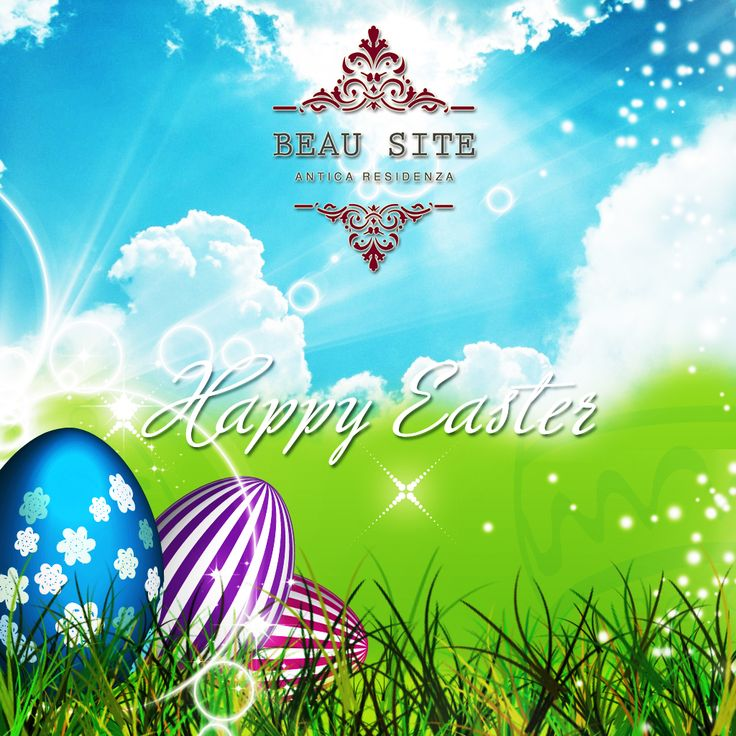Lo Staff del Beau Site Antica Residenza augura a tutti voi una serena Pasqua!  The Beau Site Antica Residenza Staff wish you an Happy Easter!  www.beausiterome.com