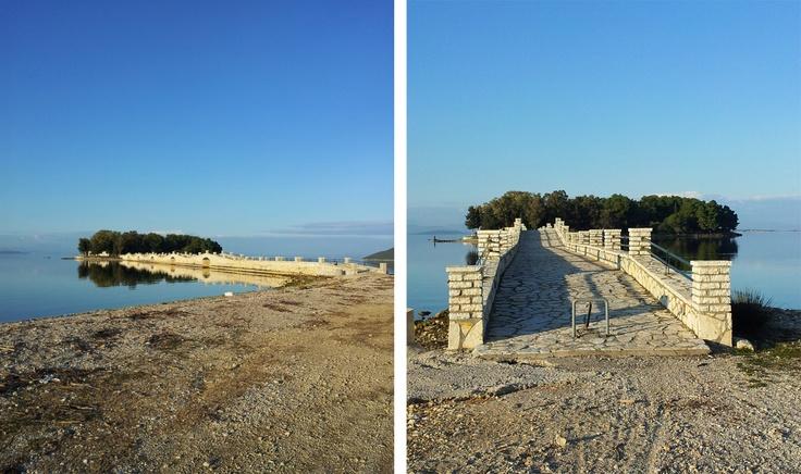 Koukoumitsa Island, Vonitsa, Greece