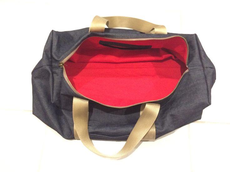 ~ TUTO : sac de sport polochon pour homme ~ | coutureforeverybodiy