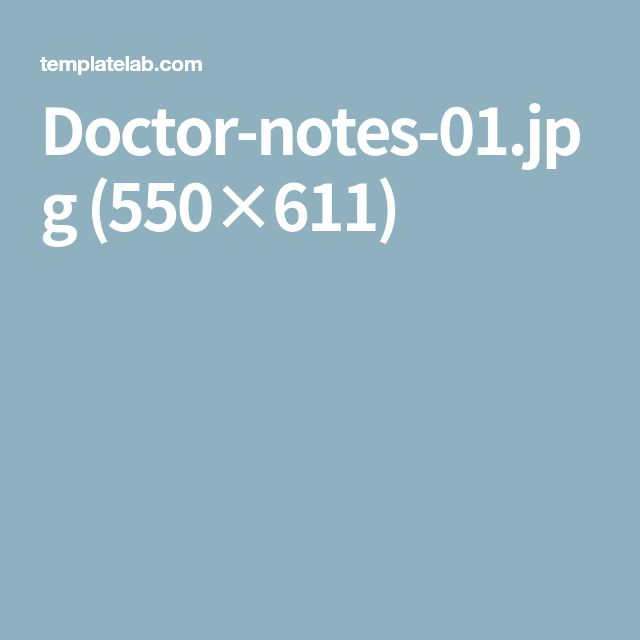 Best 25+ Doctors note template ideas on Pinterest Doctors note - return to work form