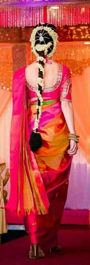 South Indian Bride.........