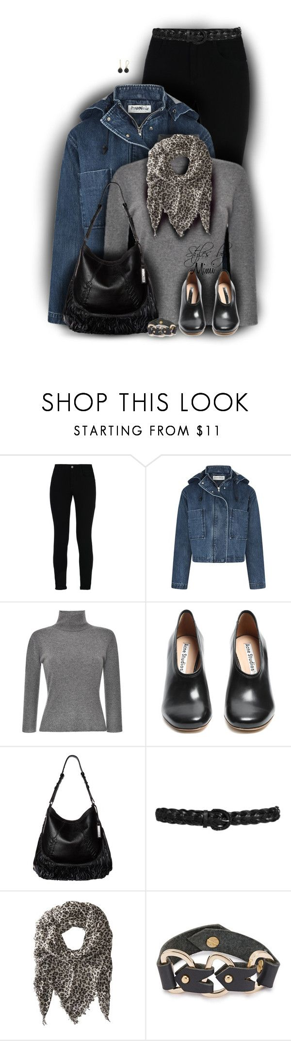 """""""Casual Cashmere (1.10.17)"""" by stylesbymimi ❤ liked on Polyvore featuring STELLA McCARTNEY, Être Cécile, Blumarine, Acne Studios, Joe's Jeans, Wet Seal, Chan Luu and John & Pearl"""