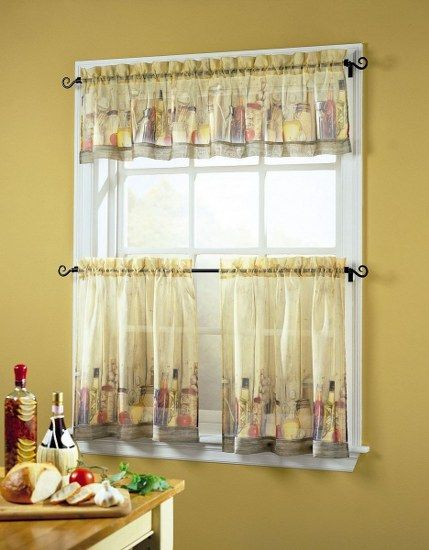 17 Best Images About Cortinas Fashion On Pinterest Window Treatments Kitchen Curtains And