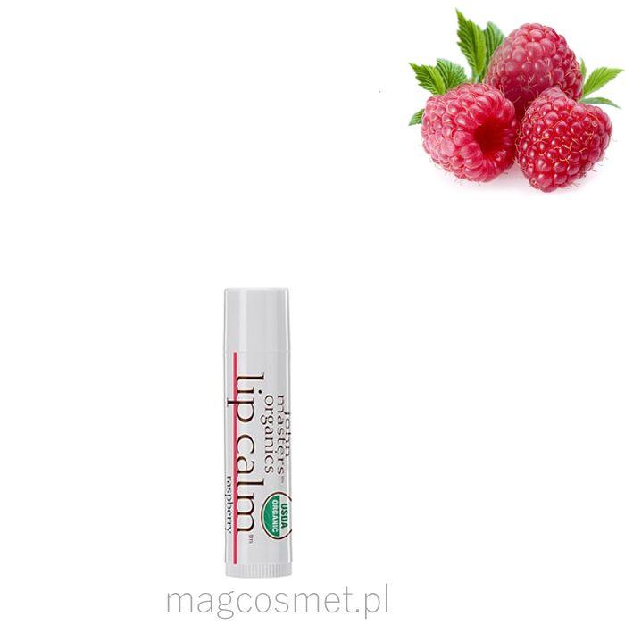 John Masters Balsam do Ust Malinowy 4g - Drogeria Internetowa - Magcosmet