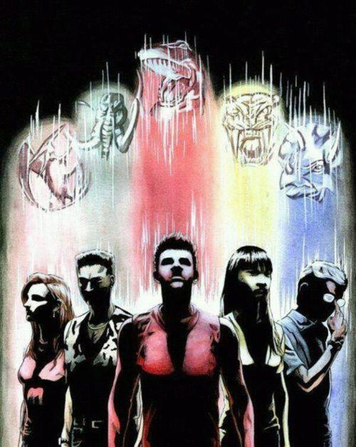 Power Rangers?!