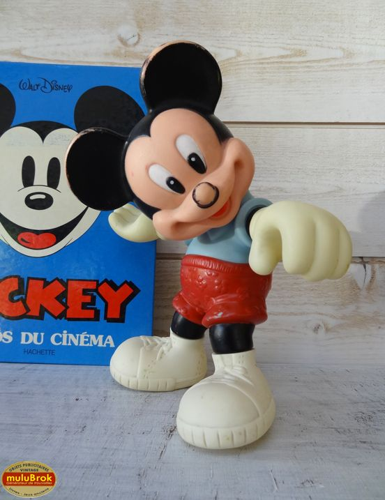 Autres Jeux ... Ancien jouet MICKEY Disney ... sur www.mulubrok.fr ...