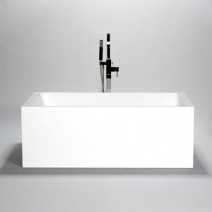 10 best Small Bath // Modern Tubs images on Pinterest | Small ...