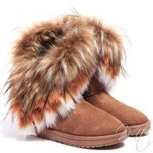 Damske hnede kozacky Apacho #shoes #boots