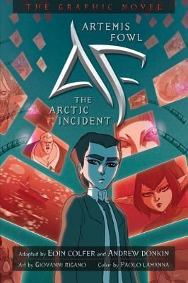 32 best graphic novels images on pinterest comic books comics and the arctic incident the graphic novel artemis fowl the graphic novels fandeluxe Images