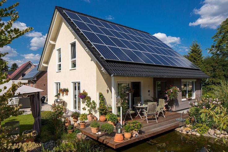 Architektenhaus mit Zukunft.. Unabhängigkeit mit Photovoltaikanlage