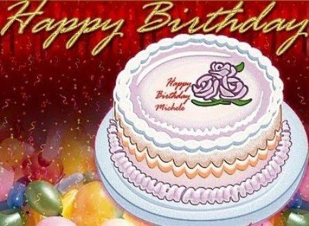 17 Best images about Happy Birthday Wallpaper on Pinterest ...