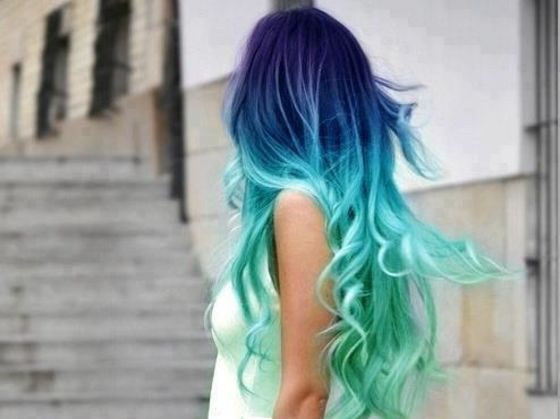 Want to dye you hair but don't know what color to dye it? Well, take this quiz and find out!