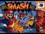 Super Smash Bros - One of the best games for the N64