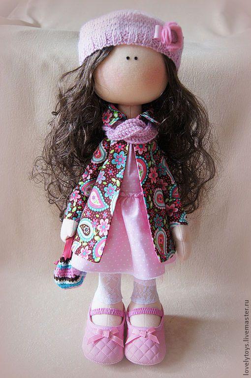 Emma ~ Handmade Doll