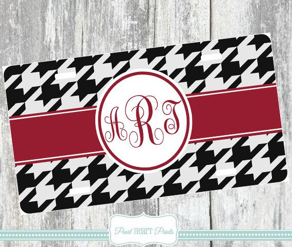 17 Best Images About Car Tags On Pinterest Monogram