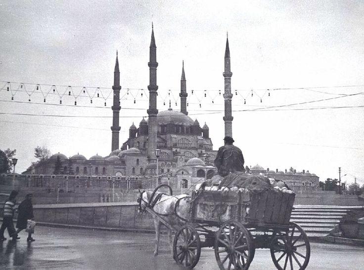 Selimiye Mosque Edirne Turkey