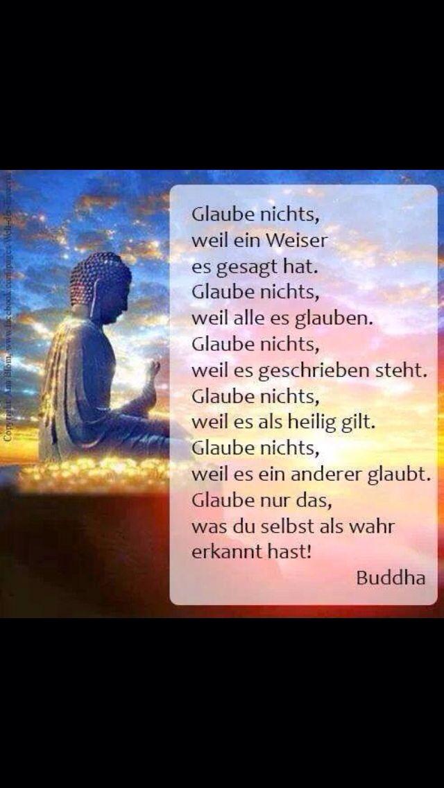 Hirayama1maya Buddha Zitate Glaube Nichts
