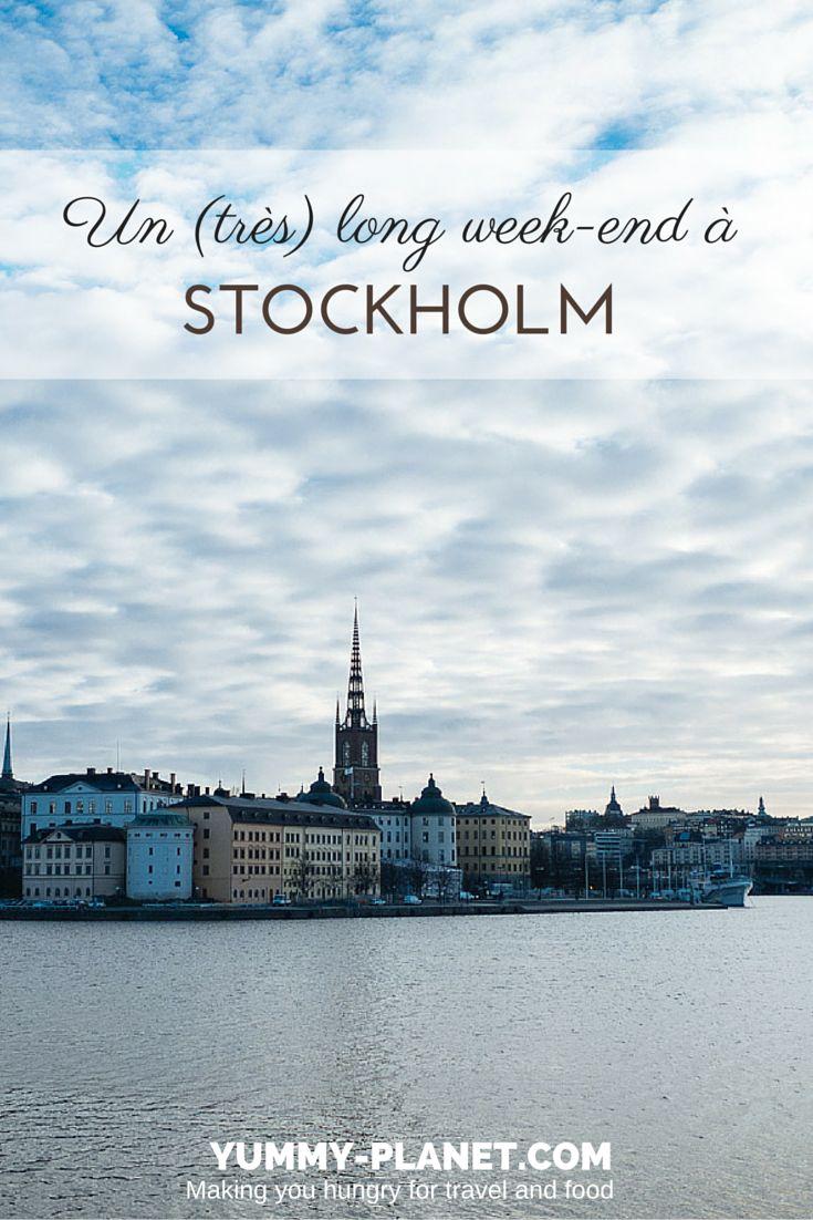 Visiter la capitale suédoise en hiver, c'est s'exposer à des températures glaciales et des journées très courtes (le soleil se couche à 15h). Mais c'est aussi l'opportunité de découvrir la Scandinavie dans toute sa beauté froide et épurée, bien emmitouflé de la tête aux pieds, et de se réchauffer à la chaleur de l'accueil de ses habitants, une tasse de café et un kanelbulle à la main.  Découvrez le compte-rendu de notre premier city-trip à Stockholm, avec des belles photos et des conseils :)