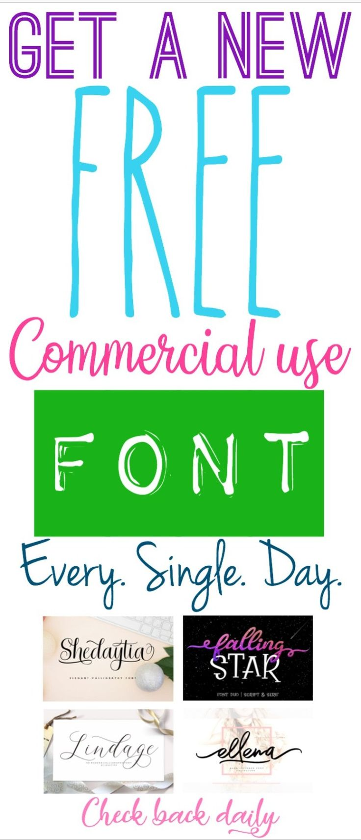 Commercial Use Free SVG and font files Good Morning