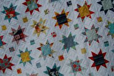 Lily's Quilts: Siblings Together Quilting Bee