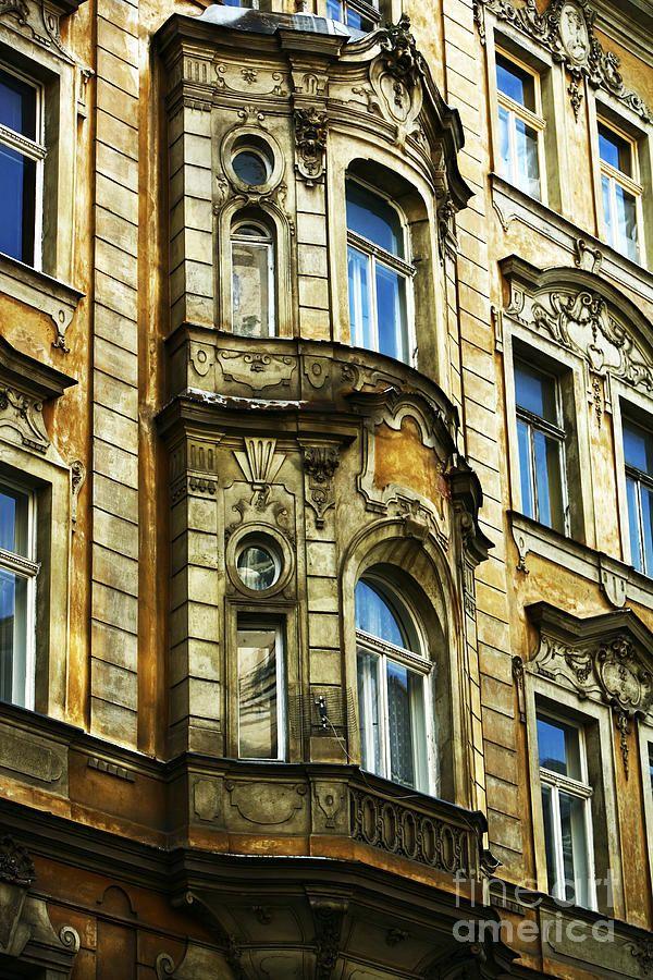 Prague Architecture by John Rizzuto