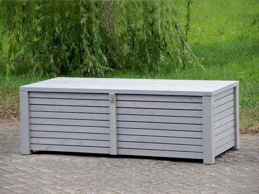 kissenbox aus holz oberfläche transparent geölt grau holz