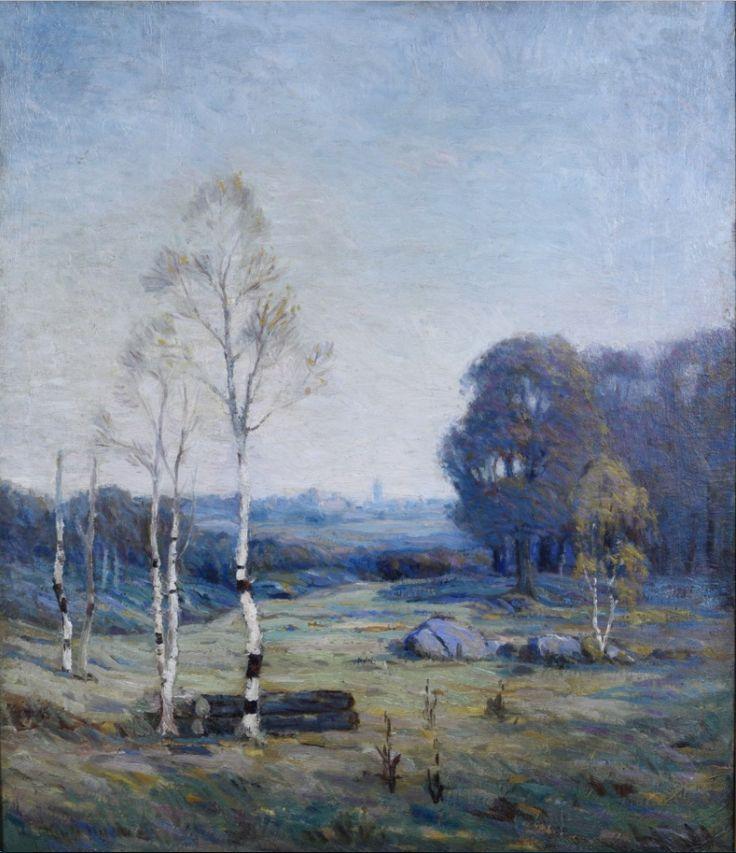Minneapolis Painters: Duluth Minnesota, Oil On Canvas And Oil Paintings