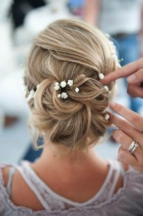 Acconciature sposa: le ultime tendenze capelli pensate per i matrimoni 2016 catturate su Pinterest