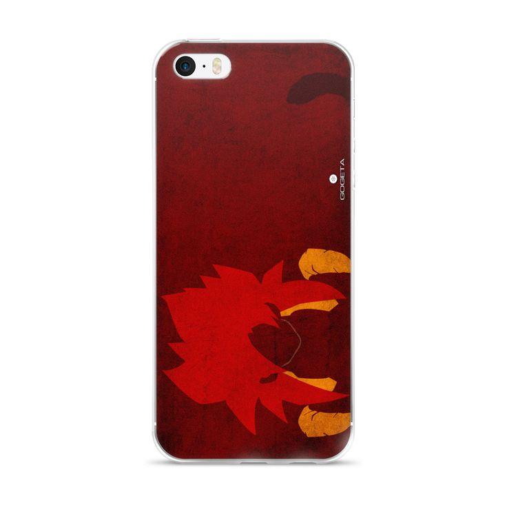 Dragon Ball GT Gogeta SSJ 4 iPhone 5/5s/Se, 6/6s, 6/6s Plus Case