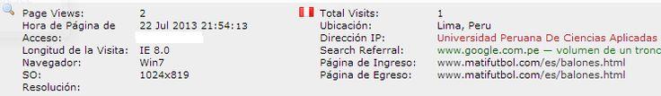 Universidad Peruana de Ciencias Aplicadas. Lima, Perú.  http://www.upc.edu.pe/