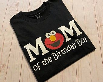 Elmo first birthday boy | Etsy in 2020 | Elmo first ...