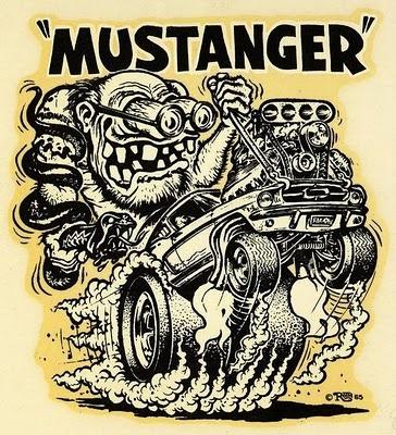 mustanger