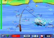 Juego de Torneo de Pesca